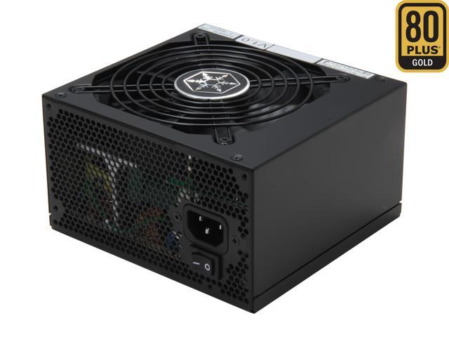 SILVERSTONE ST65F-G 650W ATX 12V v2.3 / EPS 12V SLI Ready CrossFire Ready 80 PLUS GOLD Certified Full Modular Active PFC Power Supply