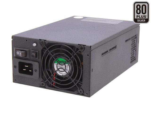 SILVERSTONE ZM1350 1350W ATX 12V 2.3 & EPS 12V SLI Ready CrossFire Ready 80 PLUS SILVER Certified Full Modular Active PFC Power Supply