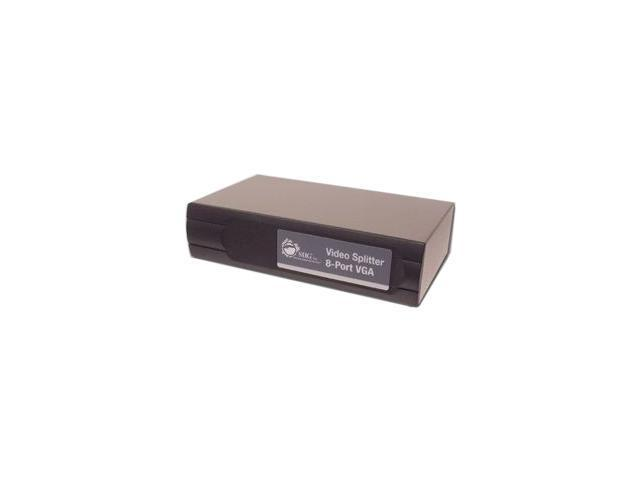 SIIG VV-S80012-S2 Video Splitter 8-Port VGA