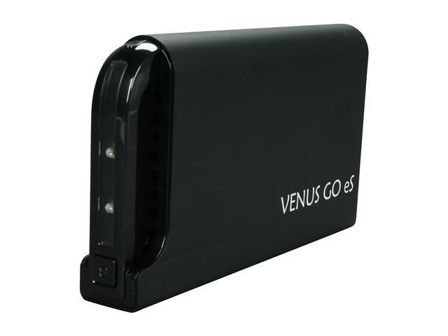 AMS DS-311SUESBK Black External Enclosure