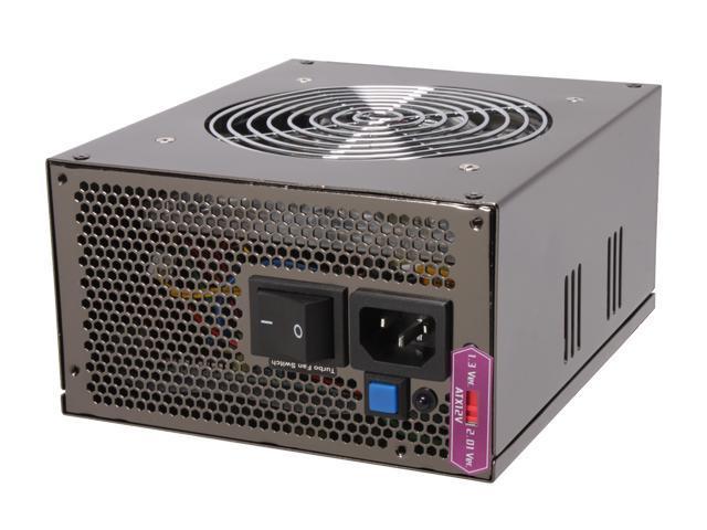 Athena Power AP-P4ATX85F12EP 850W Power Supply
