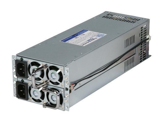 Athena Power AP-RRU2ATX70 2U EPS-12V 2 x 700W Mini Redundant Server Power Supply