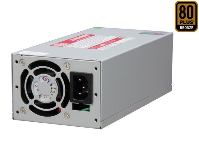 Athena Power AP-U2ATX40P8 400W Single 2U EPS 80 PLUS Server Power Supply