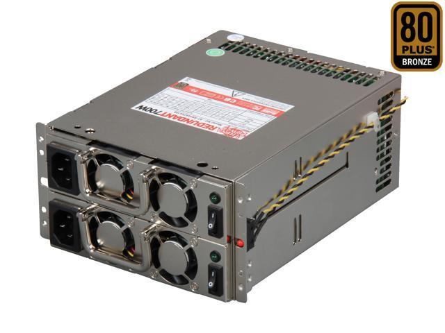 Athena Power AP-RRP4ATX6708 ATLAS 700 PLUS Server Power Supply w/ 80+ Bronze
