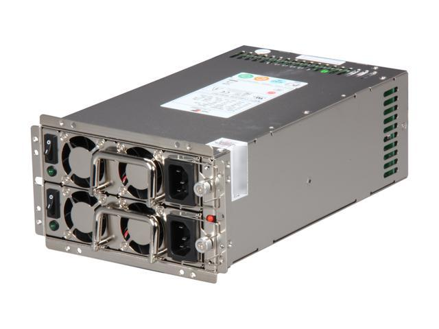 Athena Power Zippy MRM-6600P 2 x 600W Mini Redundant Server Power Supply