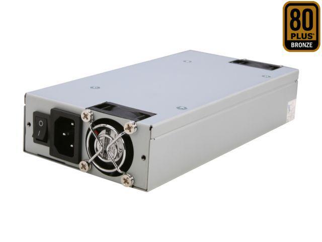 Athena Power AP-U1ATX30P8 300W Single 1U IPC Server Power Supply - 80PLUS bronze