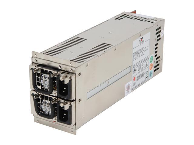 Athena Power R2G-5600V4V 600W Mini Redundant 2U Server Power Supply