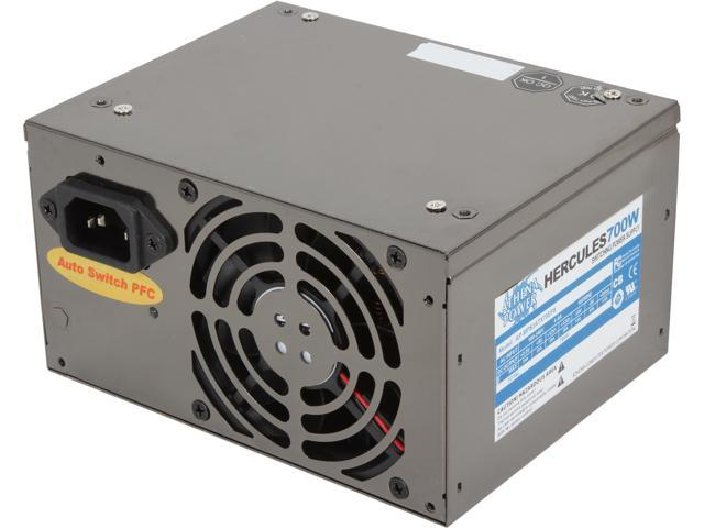 Athena Power Hercules Series AP-MPS3ATX70EP8 700W Single Server Power Supply - 80 PLUS Bronze
