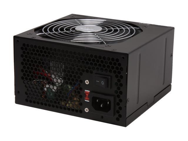 hec Raptor500 500W ATX12V V2.2 SLI Ready Passive PFC Power Supply
