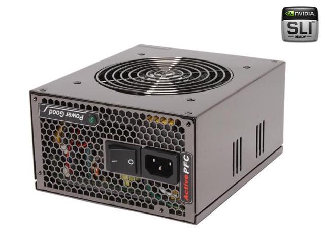TOPOWER POWERBIRD TOP-1100W 1100W Modular SLI Power Supply