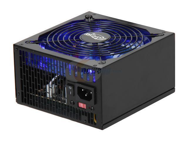 TOPOWER Galaxis LX Series GAPS-600LX 600W ATX12V v2.3 SLI Ready CrossFire Ready Power Supply
