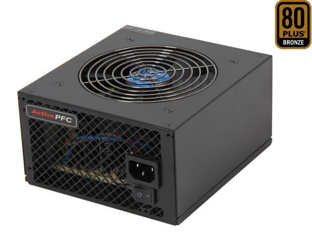 TOPOWER Nano Series TOP-800WB 800W ATX12V v2.3 SLI Ready CrossFire Ready 80 PLUS BRONZE Certified Modular Active PFC Power Supply
