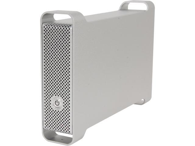 macally G-S350SU3B2 Silver SuperSpeed Storage Enclosure