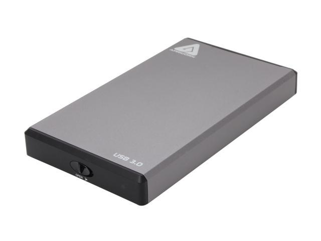 APRICORN EZ-UP3 Black Notebook Hard Drive Upgrade Kit for SATA HD and SSD
