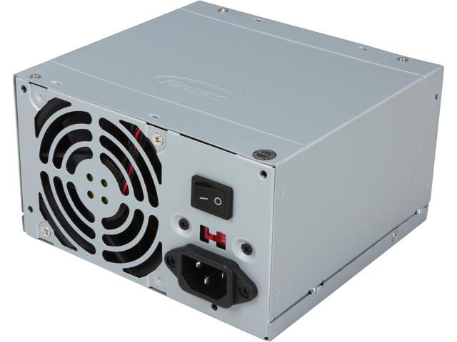 Antec Basiq BP350 350W ATX12V v2.01 Power Supply - Intel Haswell Fully Compatible
