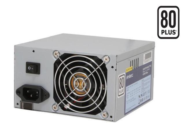 Antec earthwatts EA430 430W Continuous Power ATX12V v2.0 80 PLUS Certified Active PFC Power Supply