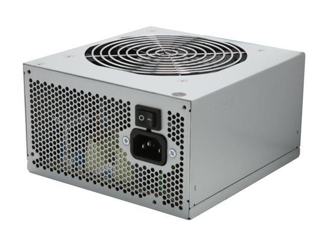 Antec BP550 Plus 550W Continuous Power ATX12V V2.2 80 PLUS Certified Modular Active PFC Power Supply - Intel Haswell Fully Compatible