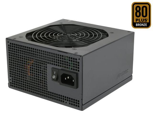 Antec TruePower New TP-650 650W Continuous Power ATX12V V2.3 / EPS12V V2.91 SLI Certified CrossFire Ready 80 PLUS BRONZE Certified Active PFC