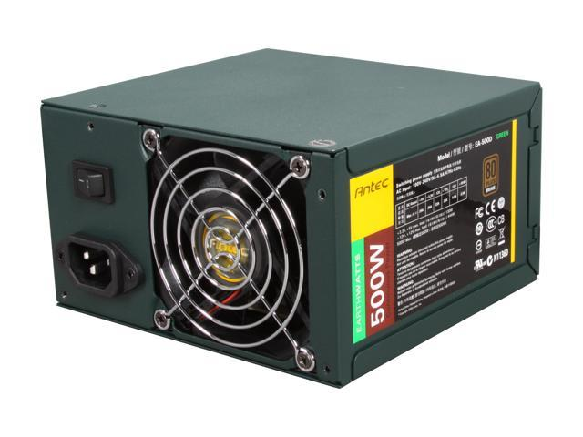 Antec EarthWatts EA-500D Green 500W Power Supply