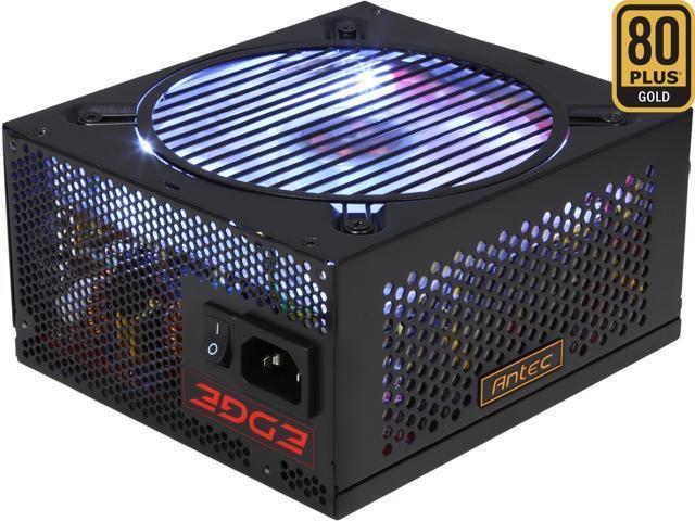 Antec EDG750 750W ATX12V / EPS12V 80 PLUS GOLD Certified Full Modular Power Supply
