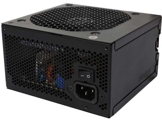 Antec EA550 550W ATX12V / EPS12V 80 PLUS BRONZE Certified Power Supply