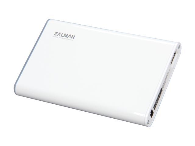 Zalman HE250 U3 White HDD External Enclosure