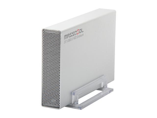 MASSCOOL UHB-3232 Silver External Enclosure