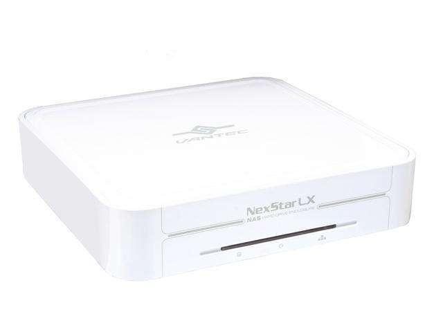 VANTEC NexStarLX NST-375LX-WH White External Enclosure
