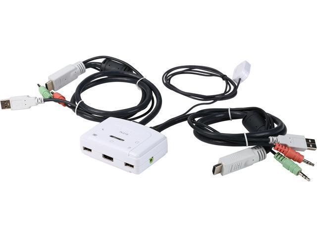 TRENDnet TK215i 2Port HDMI KVM Switch Neweggcom