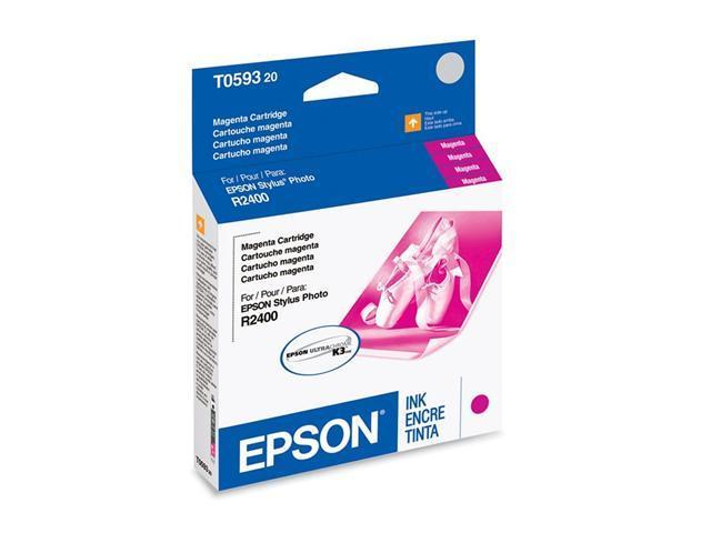 EPSON T059320 UltraChrome K3 Ink Cartridge Magenta