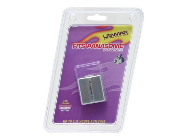 LENMAR LIP07 Camcorder Battery