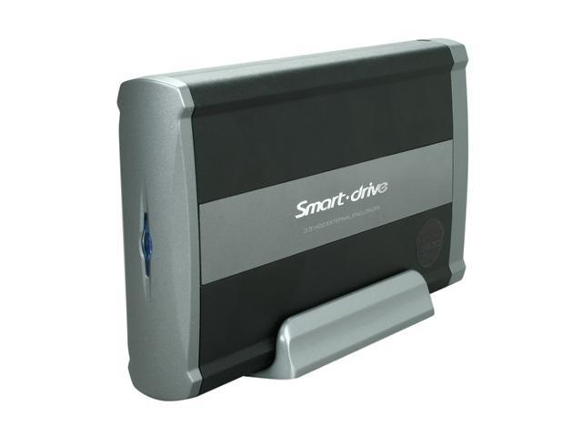 Mediasonic Smart Drive HD6-SU3-BK Black External Enclosure
