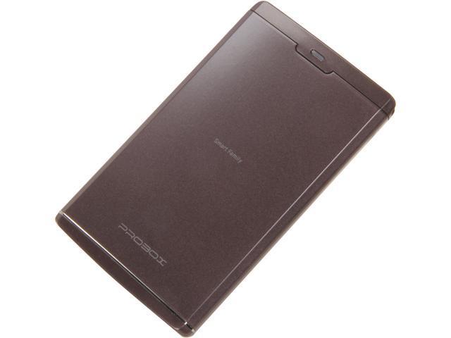 "Mediasonic HDK-SU3-BN Brown 2.5"" SATA HDD/SSD External Enclosure USB 3.0 Superspeed"