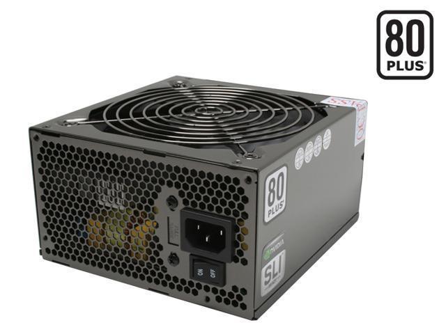 Tuniq Miniplant 950W ATX12V / EPS12V SLI Certified CrossFire Ready 80 PLUS Certified Active PFC Power Supply