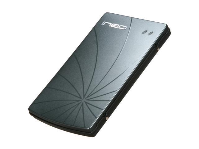 INEO I-NA201U-Plus Black External Enclosure