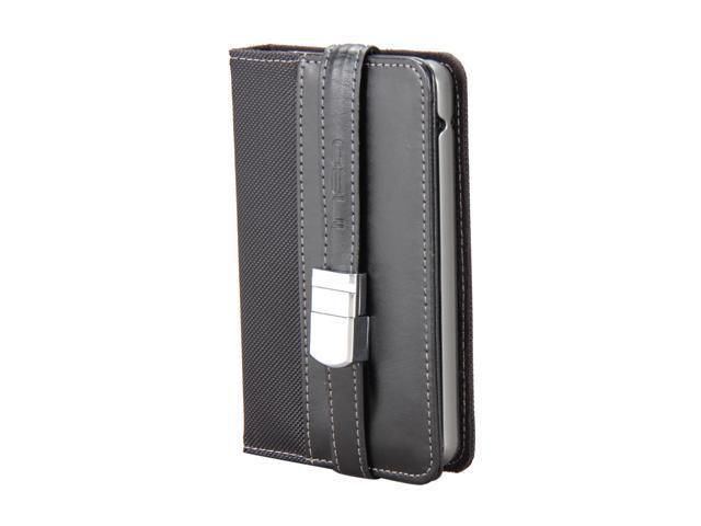INEO I-NA208U Black External Enclosure w/Leather Cover
