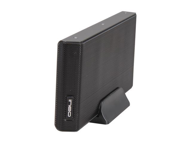 INEO I-NIA315Ue Black External Enclosure
