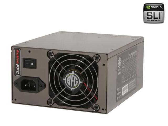 BFG Tech BFGR800WPSU 800W ATX 12V Ver.2.2/ EPS 12V Ver.2.91 SLI Ready Power Supply