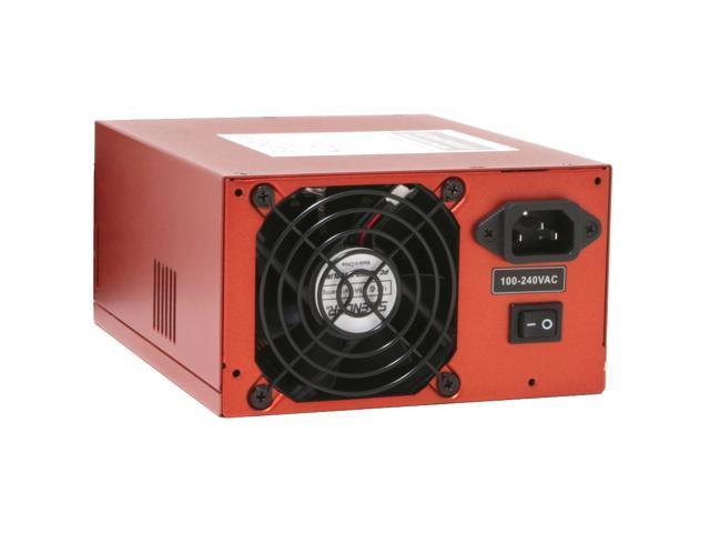 PC Power & Cooling Silencer 750 EPS12V 750W EPS12V SLI Certified CrossFire Ready  Active PFC Power Supply