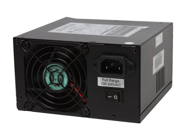 PC Power and Cooling Silencer PPCS420X 420W ATX12V 80 PLUS Certified Active PFC Power Supply