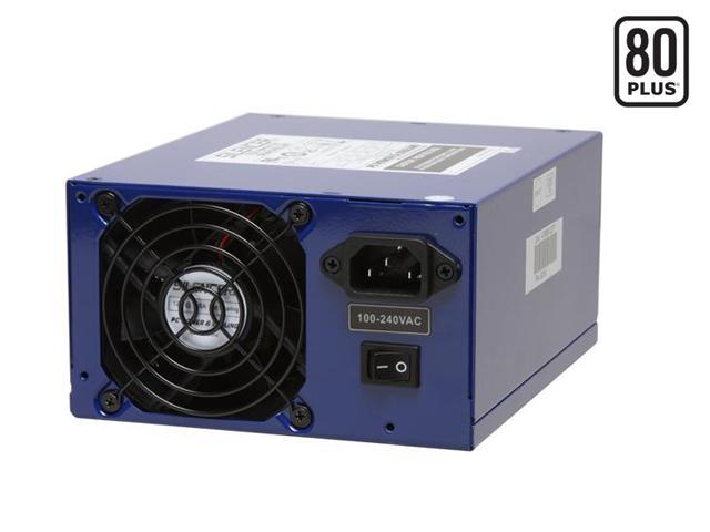 PC Power & Cooling Silencer PPCS750QBL 750W ATX12V / EPS12V SLI Certified CrossFire Ready 80 PLUS Certified  Active PFC Power Supply
