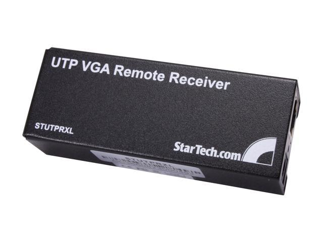 StarTech VGA Video Extender Remote Receiver over Cat 5 (UTPE Series) STUTPRXL