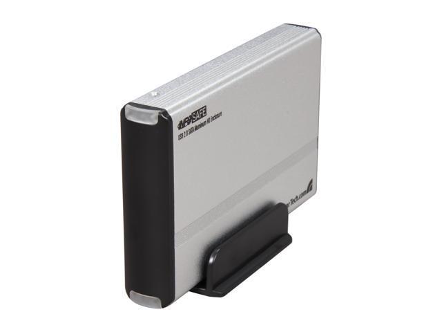 StarTech InfoSafe SAT3510U2V Silver External Enclosure