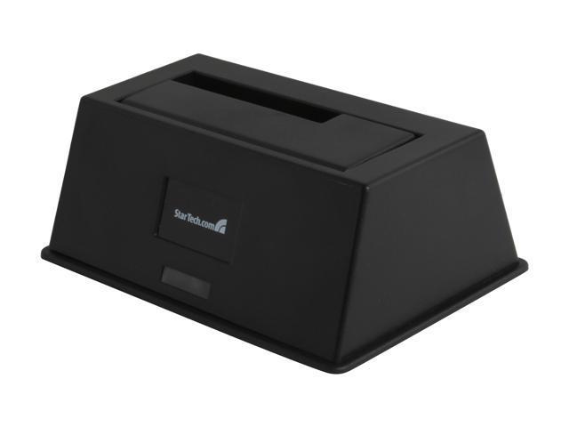 StarTech SATADOCKU2E Black External HDD Dock