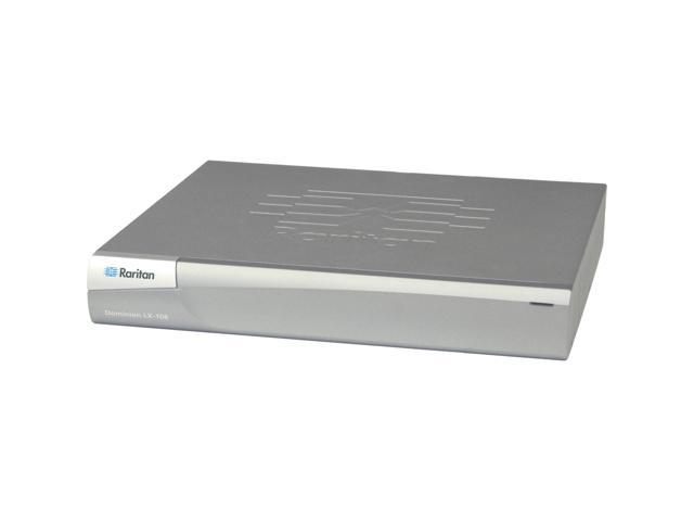Raritan Dominion DLX-108 Digital KVM Switch