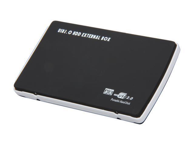 IMC EXEN-231-BK Black SATA External Enclosure
