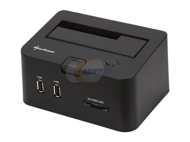 Sharkoon SATA QuickPort Pro LAN 2.5