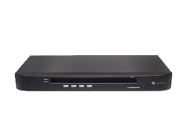 Avocent 4SV1000-001 SwitchView 1000 4-port KVM Switch