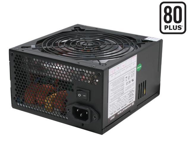 XIGMATEK MC NRP-MC651 650W ATX12V Ver.2.2 / EPS12V Ver. 2.92 SLI Ready CrossFire Ready 80 PLUS Certified Modular Active PFC Power Supply