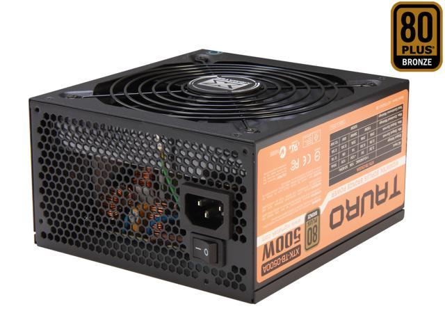 XIGMATEK Tauro Series CPA-0500BDD-F51 500W Power Supply